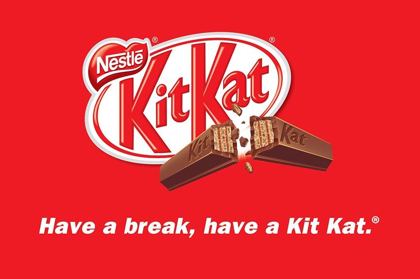 Anaphora Kit Kat