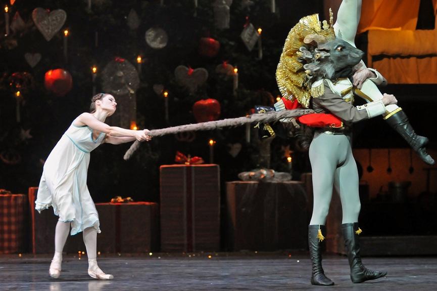 Dave Morgan Royal Ballet Crop