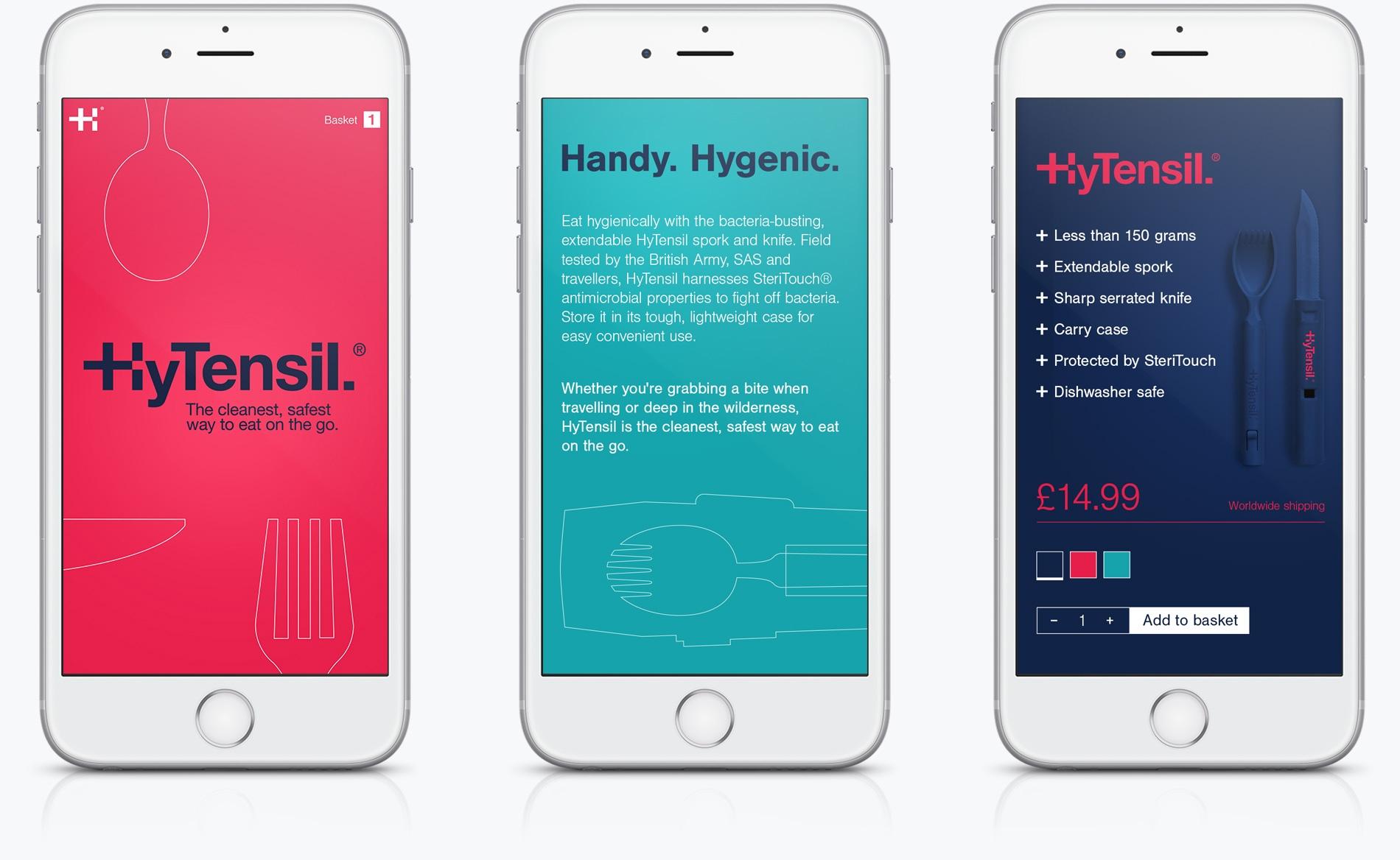 Hytensil Mobile